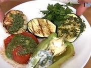 Grilovaná zelenina - recept na grilovanú zeleninu - ako grilovať zeleninu