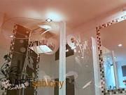 Nálepka na zrkadlá a sklo - návod na lepenie