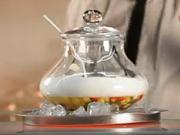 Drink Bowle de Luxe - recept na prípravu miešaného nápoja Bowle de Lux