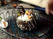 Čokoládové zdobenie - kreatívne nápady na cukrárenske zdobenie