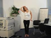 Cvičenie v kancelárií - cviky do kancelárie