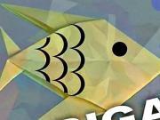 Ryba z papiera - ako poskladať papierovu rybu
