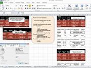 Excel - možnosti vkládání tabulek a vzorců