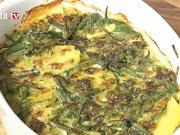 Lasagne s janovským pestem - recept na lasagne s janovským pestem