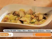 Cesnačka - recept na cesnakovú polievku