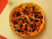 Domáca pizza za 5 min - recept na domacu pizzu - cesto na pizzu - pizza cesto
