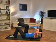 Cviky na formovanie brušných svalov a chrbta - cviky na chudnutie