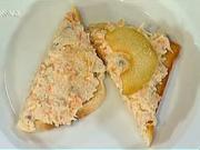 Falošný homari šalát  - recept na falošný šalát z homára