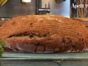 Orechový chlieb - recept na orechový chlieb