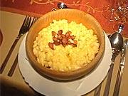 Bryndzové halušky - recept na halušky s bryndzou