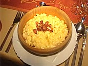 Brynzové halušky - recept na brynzove halušky