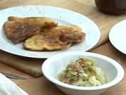 Slezske pirohy - recept na slezske pirohy a kapustový šalát