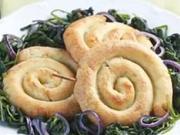Zemiakové klobásky - recept na zemiakove klobasy