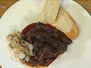 Hovädzie po Burgundsky - recept na marinované hovädzie mäso