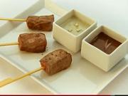 Jednoduche chuťovky - recept na jednoduché chuťovky od francuzskeho kuchara