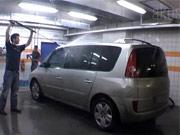 Ručné umývanie auta
