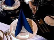 Slávnostné prestieranie - ako prestrieť slávnostný stôl