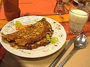 Zemiakové placky - recept na zemiakove placky / nalešniky
