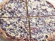 Frgale - recept na koláč s různými přílohami