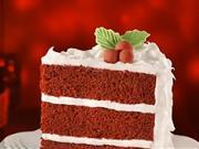 Červená zamatová torta - recept na slávnostnú tortu