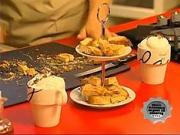 Orechový chlieb - recept na orechový chlieb s mandľami