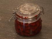 Jahodový džem - recept na jahodový džem s rybízovou šťávou