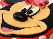 Torta Mickey Mouse a Minnie - casť 2/2