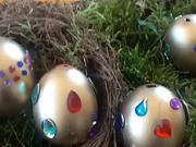 Dekorácia vajíčok - ako zdobiť velkonončé vajíčka