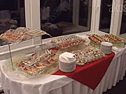 Catering - príprava párty, večierka, oslavy