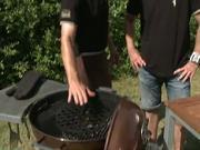 Rozpálenie grilu a teplota grilovania - grilovanie steakov