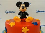 Mickey Mouse Club House - figurka na tortu