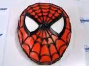 Spiderman torta - ako vyzdobiť tortu
