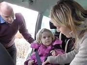 Ako prepravovať deti v aute