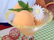 Melonová zmrzlina - recept na melónovú zmrzlinu