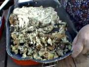Drevorubačské párance - recept na párance