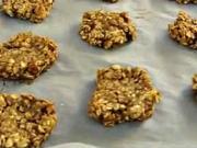 Banánové cookies - recept na rýchle banánové cookies