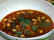 Gulášová polievka s hubami - recept na Debrecínsku hubovú polievku