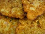 Kapustové placky - recept na kapustové placky so slaninou