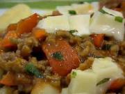 Boloňské gnocchi  - recept na gnocchi s bazalkou a syrom