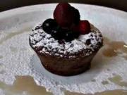 Čokoládové muffiny - recept na čokoládové muffiny