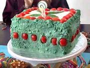 Torta na slano - recept na slanú tortu