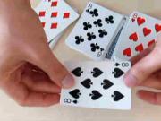 Magické osmičky - skvelý kartový trik pre začiatočníkov