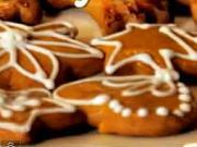 Vánoční perníčky - recept na vánoční perníčky