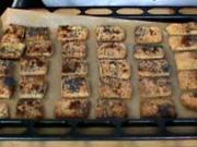 Syrové štvorčeky  - recept na štvorčeky so syrom