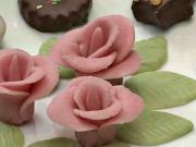 Marcipánové bonbóniky -recept na bonbóniky z marcipánu