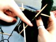 Ako štrikovať prsty na rukaviciach - ako uštrikovať rukavice