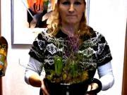 Jarná kompozícia z hyacintov