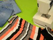 Kurz šitia: Šijeme elastické tkaniny