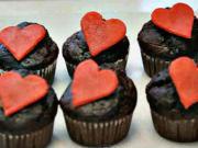 Valentýnské pečení - pečení na Valentýna s dětmi