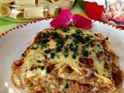Lasagne Bolognese - recept na lasagne